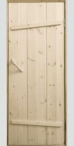 Дверь массив (хвоя)