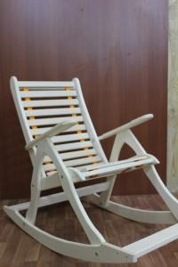 Кресло-качалка (липа)